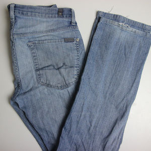 7 for all mankind Mens Standard Jeans 32